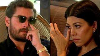 Scott Disick Breaks Down Over Kourtney Kardashian Breakup: