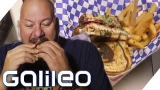 Jumbo Schreiner: So schmeckt deutsches Essen im Ausland | Galileo | ProSieben