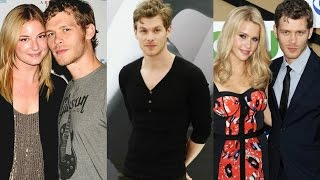 Girls Joseph Morgan Dated - (Vampire Diaries)