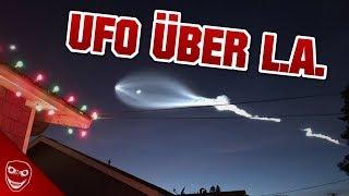 Das UFO über Los Angeles! - UFO, Komet, Weihnachtsmann, was war es wirklich?