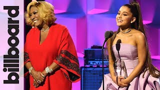 Women In Music 2018 Recap: Ariana Grande