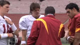 USC Football 2008 - Steve Sarkisian Mic