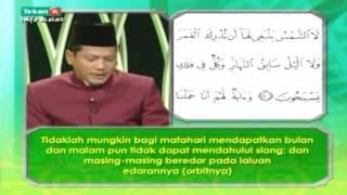 Surah Yasin - oleh Ustaz Hj Dzulkarnain Hamzah Full HD.avi