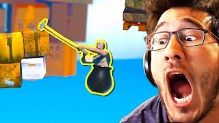 THIS GAME HAS BROKEN ME | Getting Over It - Part 2
