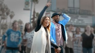 Flashmob: Baby Boss Reveal! | tWitch & Allison Holker-Boss