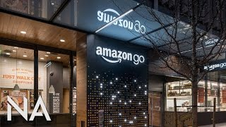 Amazon Go Watches and Records Your Every Move?