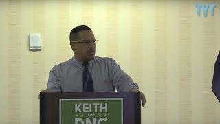 Keith Ellison Takes On Establishment In DNC Chair Fight