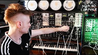 Modular Synths The Core of the Synth Walkthrough LMNC
