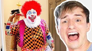 I HIRED A CLOWN TO HANG OUT WITH ME FOR A DAY