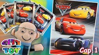 El ALBUM Cars 3 llega a City Toy Cap.1