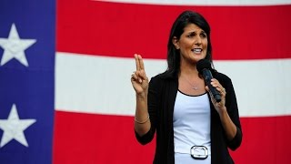 LIVE STREAM: Nikki Haley Senate Confirmation Hearing for UN Ambassador
