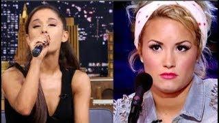 Various singers sing Demi Lovato
