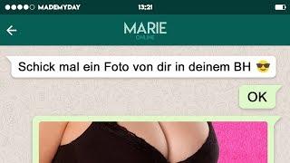 Die 10 Lustigsten WhatsApp Flirt-Fails!