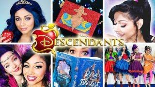 Disney Descendants Makeup & DIY Compilation! | Charisma Star