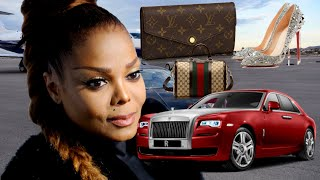 10 MOST EXPENSIVE THINGS OWNED BY JANET JACKSON