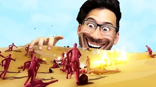 Totally Accurate Battle Simulator LIVE