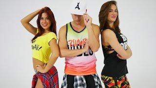 Daddy Yankee - Hula Hoop   Zumba Fitness