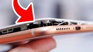 APPLE SKANDAL - das iPhone8 explodiert!