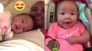 T.I & Tiny BABY Heiress Diana HARRIS NEW COMPILATION 2017 featuring DADDY -  #HeiressDiana 👶🏽😍