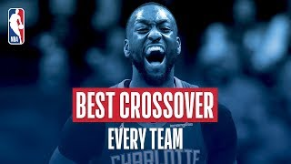 Best Crossover From Every Team | 2018 NBA Season