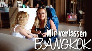 Bangkok ➡ KRABI I  FAMILY Backpacking I Mellis Blog