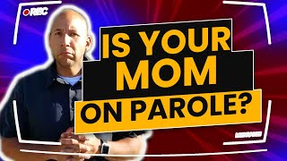 "California State Parole Office with Nasty Nathanial ""are you on parole?"" ""is your MOM on parole?"""