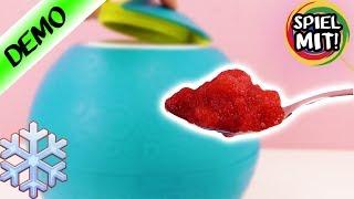 DIE GEILSTE ERFINDUNG FÜR DEN SOMMER spielen & EIS selber machen ohne Eismaschine   Ice Cream Ball