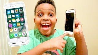DESTROYED IPHONE REVENGE! Shiloh and Shasha - Onyx Kids