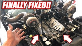 PROBLEM FOUND! Leroy Makes a SMOOTH 1100+Horsepower Pull!