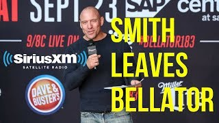 Jimmy Smith Leaves Bellator: Is He UFC