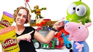 PlayDoh Videos auf Deutsch - Spiel mit tollen Spielsachen.
