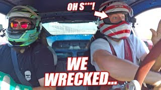 I Crashed a Fellow YouTuber's Car... Was Driving for Literally 50 SECONDS!