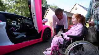 Richard Hammond grants Emilia