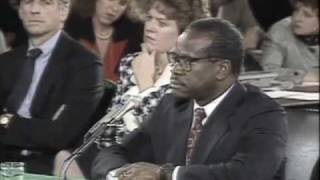 Clarence Thomas: Supreme Court Nomination Hearings from PBS NewsHour and EMK Institute