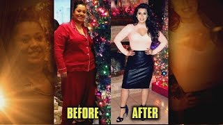 Mom Drops 100 Pounds After She Says She Was Motivated By Husband