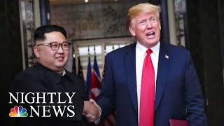 South Korea Caught Off Guard After U.S.-North Korea Summit   NBC Nightly News