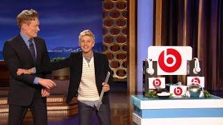 Ellen Visits Conan O