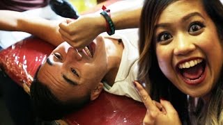 Couples Pick Surprise Tattoos For Each Other