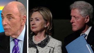 Ed Klein details the rift between Bill and Hillary Clinton