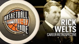 Rick Welts | Hall of Fame Career Retrospective