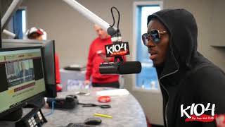 Comedian Michael Blackson Addresses Kevin Hart w/ Dede In The Morning