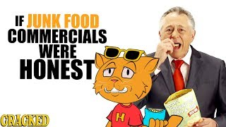 If Junk Food Commercials Were Honest - Honest Ads