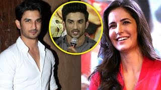 Katrina Kaif SUPPORTS Sushant Singh Rajput Over His Ugly Fight With A Journalist