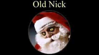 Santa Claus, image of Satan, Old Nick, 666, witchcraft