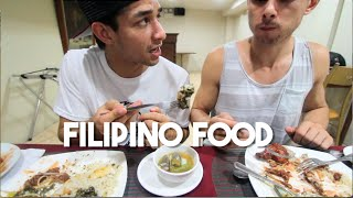 Foreigners Eat Filipino Foods (EPIC FOODTRIP)