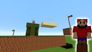 Super Mario Run Maker - Minecraft 1.11 Vanilla Command