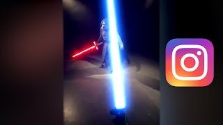 A Star Wars (Instagram) Story   Jay & Arya