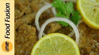 Behari Pasanday Recipe By Food Fusion