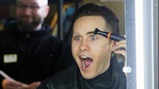Jared Leto transformation into The Joker   Featurette