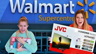 Last to Leave Wal-Mart Gets Whatever They Want | Kid Version of Mr. Beast Challenge